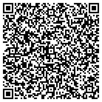 QR-код с контактной информацией организации САГА плюс, ЧП
