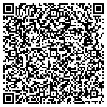 QR-код с контактной информацией организации Донбасс Актив, ЧП