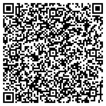 QR-код с контактной информацией организации Атлас Квартир, АН