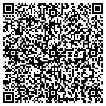 QR-код с контактной информацией организации Авента АН, ООО