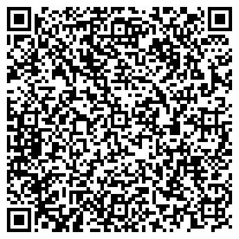 QR-код с контактной информацией организации АН Лидер-Инвест,ООО