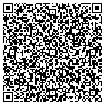 QR-код с контактной информацией организации Крещатик АН, ООО