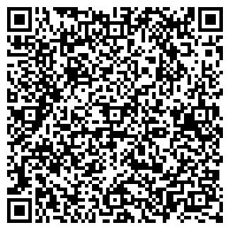 QR-код с контактной информацией организации L.V, ООО