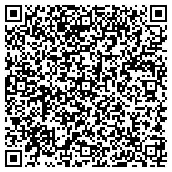 QR-код с контактной информацией организации Гудрент (Goodrent), ООО