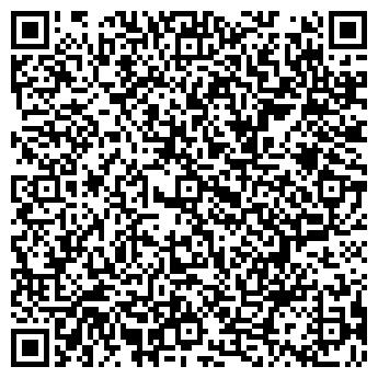 QR-код с контактной информацией организации Днипромисто, ГП