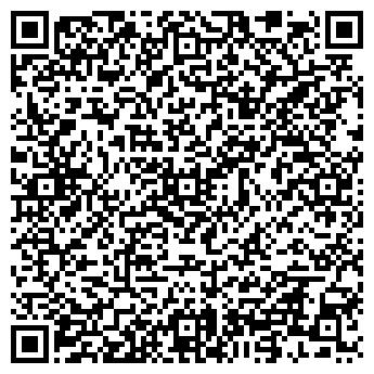 QR-код с контактной информацией организации Оксана, ООО