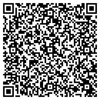 QR-код с контактной информацией организации Единорог, ЧП