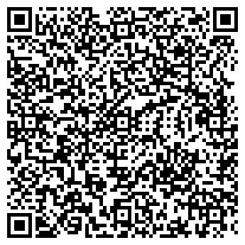 QR-код с контактной информацией организации Мир квартир, ИП