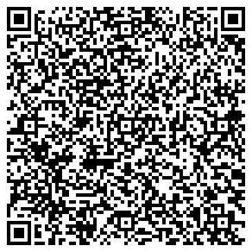 QR-код с контактной информацией организации Каспий, бизнес-центр, ТОО