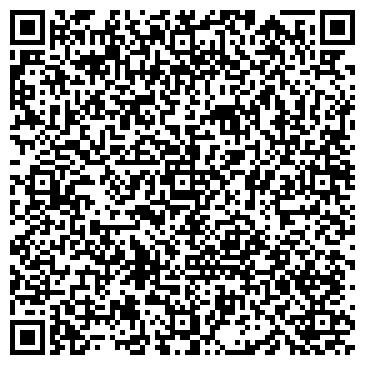 QR-код с контактной информацией организации LED Almaty (ЭлИДи Алматы), ИП