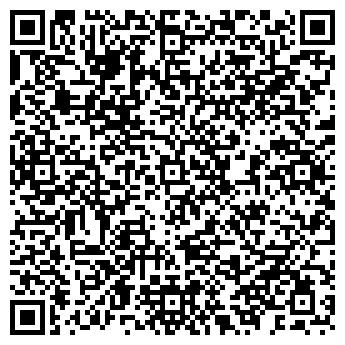 QR-код с контактной информацией организации Антонюк, ИП