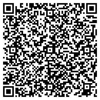 QR-код с контактной информацией организации Динас, ООО
