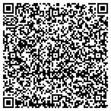 QR-код с контактной информацией организации REAL SERVICE, (Реал Сервис), ИП