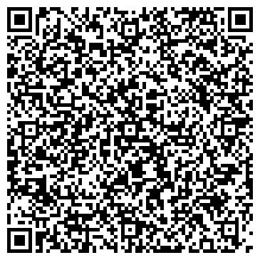 QR-код с контактной информацией организации Б-Арс, ИП