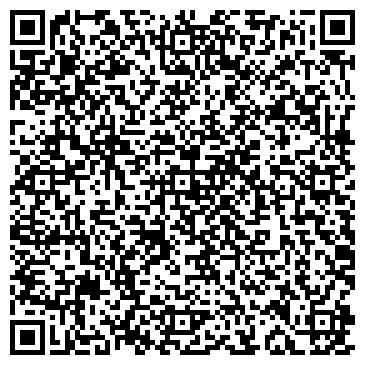 QR-код с контактной информацией организации ABBA COMPANY (Абба компани), ИП