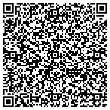 QR-код с контактной информацией организации Алматинский Финансовый Центр,АО