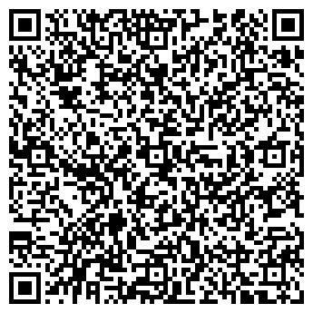 QR-код с контактной информацией организации Оксана, ИП