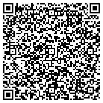QR-код с контактной информацией организации АГЕНСТВО НЕДВИЖИМОСТИ, ИП