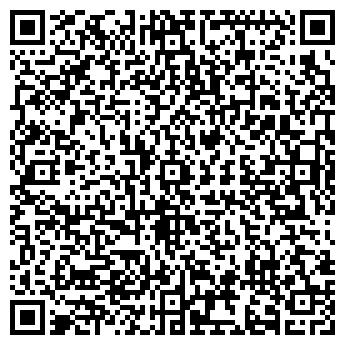 QR-код с контактной информацией организации Альфа Realty, ИП