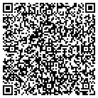 QR-код с контактной информацией организации Атакент, КЦДС, АО