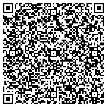 QR-код с контактной информацией организации Меркулов И. А. (Квадратный метр), ИП