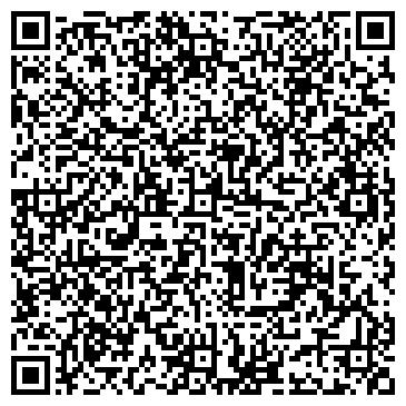 QR-код с контактной информацией организации Мега Центр Шымкент, АО
