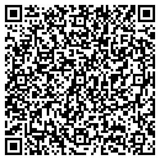 QR-код с контактной информацией организации Crystal