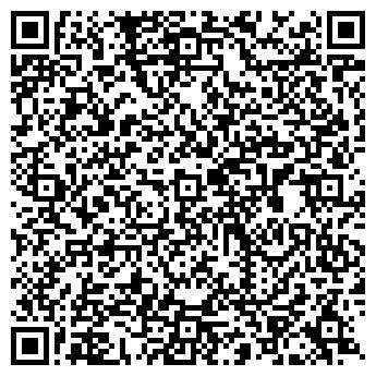 QR-код с контактной информацией организации VANCOUVER