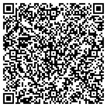 """QR-код с контактной информацией организации АН """"Мегаполис Донецк"""""""