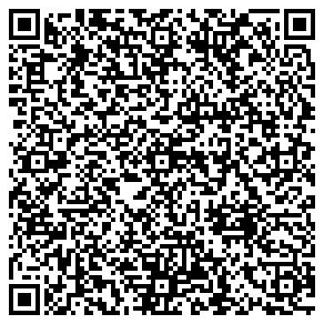 QR-код с контактной информацией организации Частная гостинница Аркадия