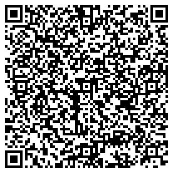QR-код с контактной информацией организации Хоборов, ЧП