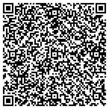 QR-код с контактной информацией организации Клининговая компания «Кристалл-АС»