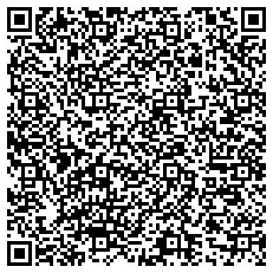 QR-код с контактной информацией организации Флористический Арт-фломастер