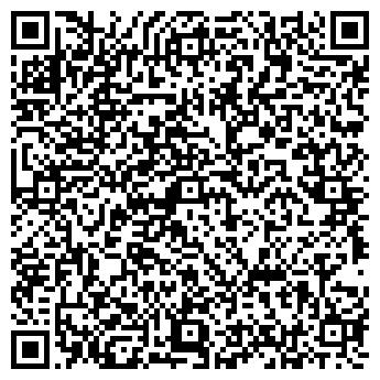 QR-код с контактной информацией организации Cupcake Party