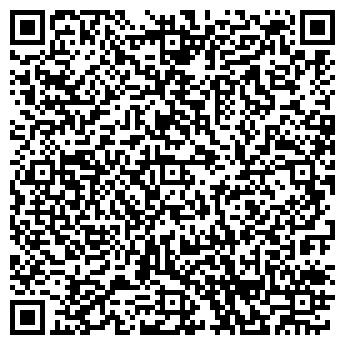 QR-код с контактной информацией организации Минивен-Такси