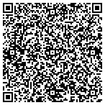 QR-код с контактной информацией организации Дизайн-студия «Свадебный переполох»