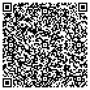 QR-код с контактной информацией организации СадДизайнАрхитектура