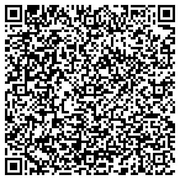QR-код с контактной информацией организации Субъект предпринимательской деятельности Дизайн-студия Magic Decor