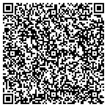 """QR-код с контактной информацией организации Парикмахерская """"Людмила"""""""