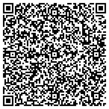 QR-код с контактной информацией организации Студия декора