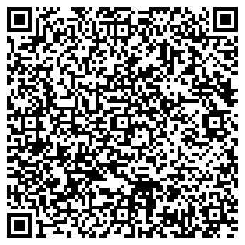 QR-код с контактной информацией организации Студия «Лесофея»
