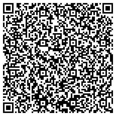 QR-код с контактной информацией организации «Декорирование тканью»