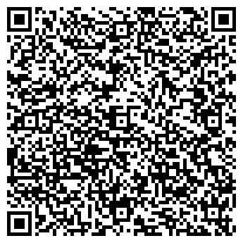 QR-код с контактной информацией организации EVENT Cafe