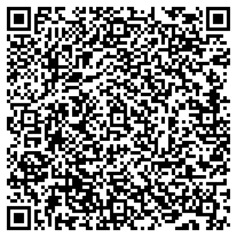 QR-код с контактной информацией организации ЧП Royal design