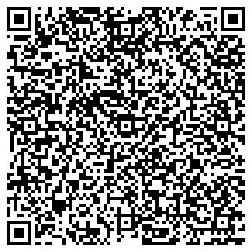 QR-код с контактной информацией организации мастерская флорадизайна ВЦветах