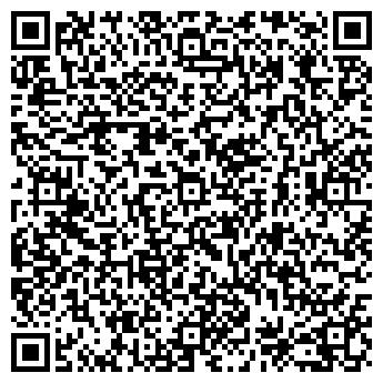 QR-код с контактной информацией организации Агентство «Дизайн Шар», ЧП