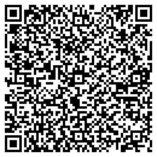 QR-код с контактной информацией организации Florami