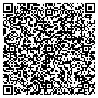 """QR-код с контактной информацией организации Арт-студия """"Колесница"""""""