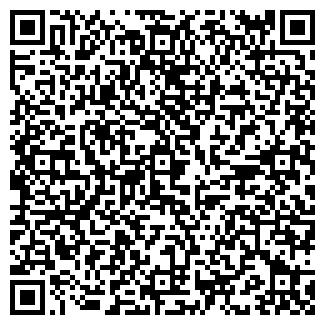QR-код с контактной информацией организации Boxing CLUB