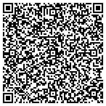 QR-код с контактной информацией организации Макияж, коррекция бровей